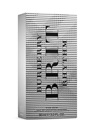 Burberry Brit Rhythm 2 Intense EDT 90 ml Erkek Parfüm Renksiz